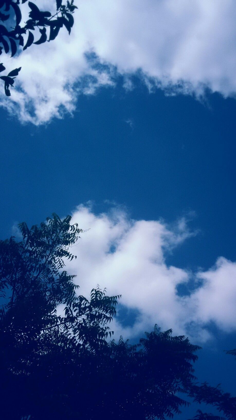 Aesthetic Blue Sky Wallpapers - Wallpaper Cave