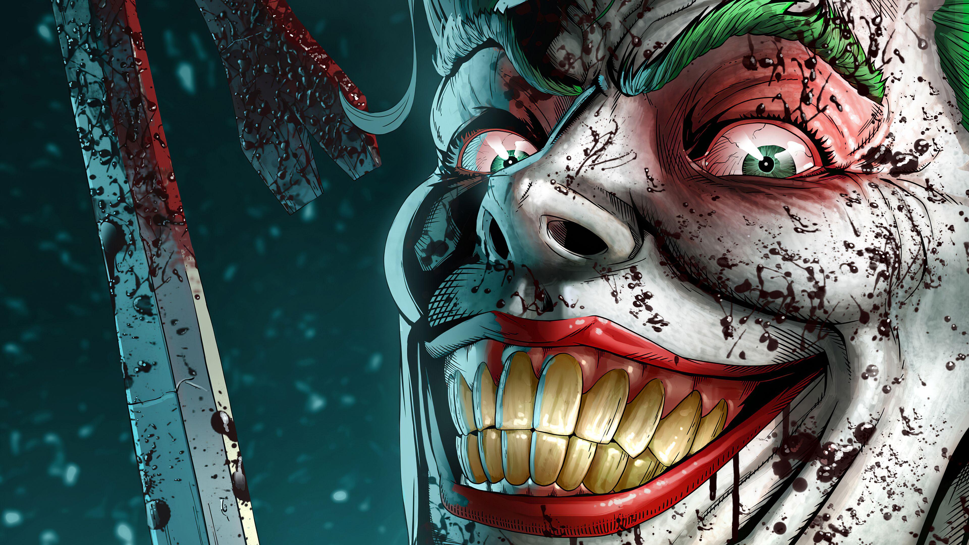 Joker Mouth Wallpapers - Wallpaper Cave