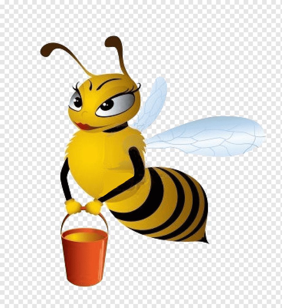Queen Bumblebee Cartoon Wallpapers - Wallpaper Cave