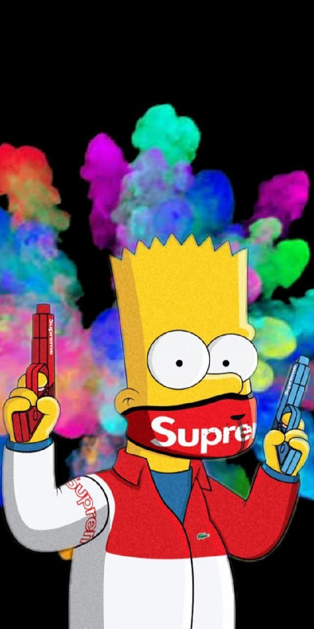Cool Pics Of The Simpsons