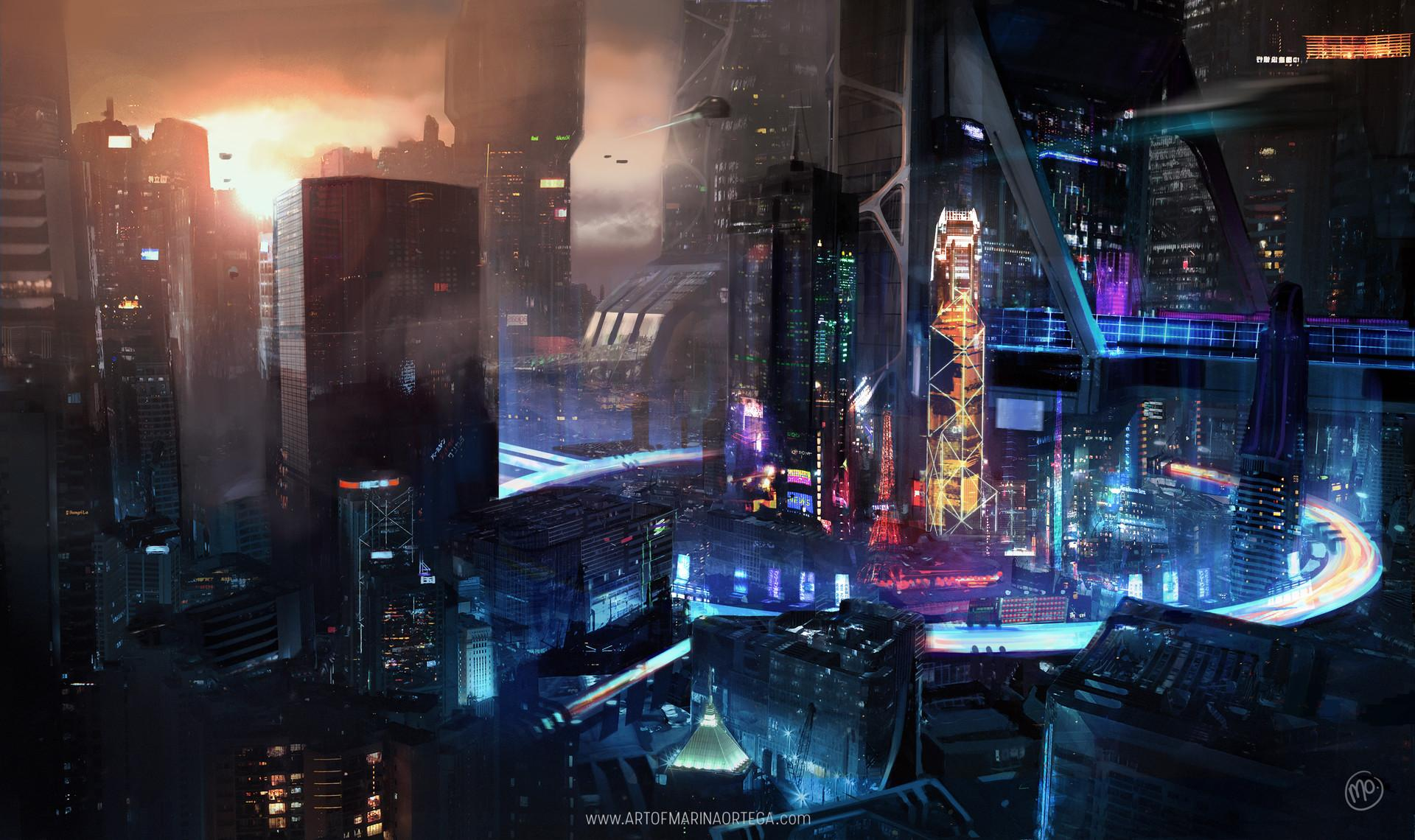 Desktop Cyberpunk Wallpapers Wallpaper Cave We hope you enjoy our growing collection of hd images to use as a background or home screen for your smartphone or computer. desktop cyberpunk wallpapers