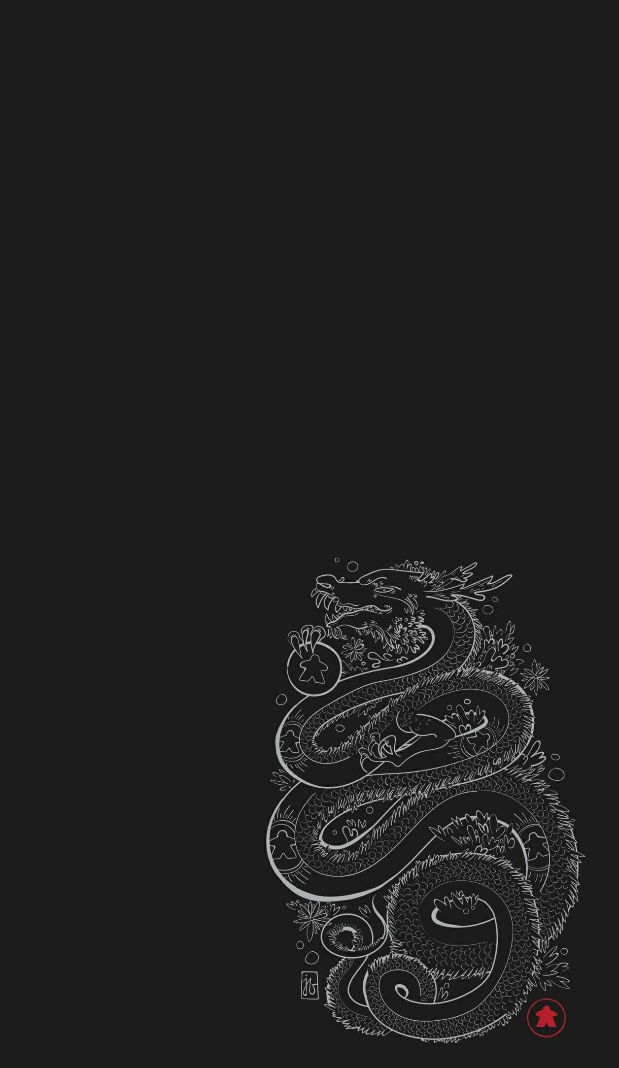 Aesthetic Dragon Wallpapers Wallpaper Cave