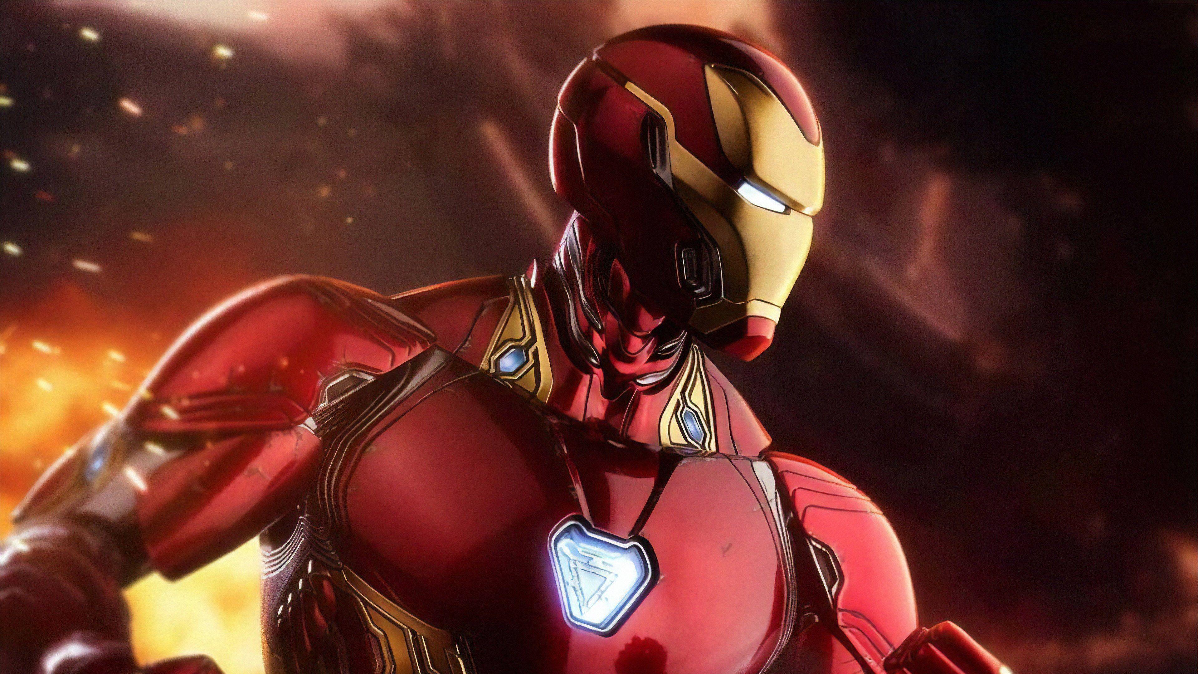 Iron Man Desktop IMA Wallpapers - Wallpaper Cave