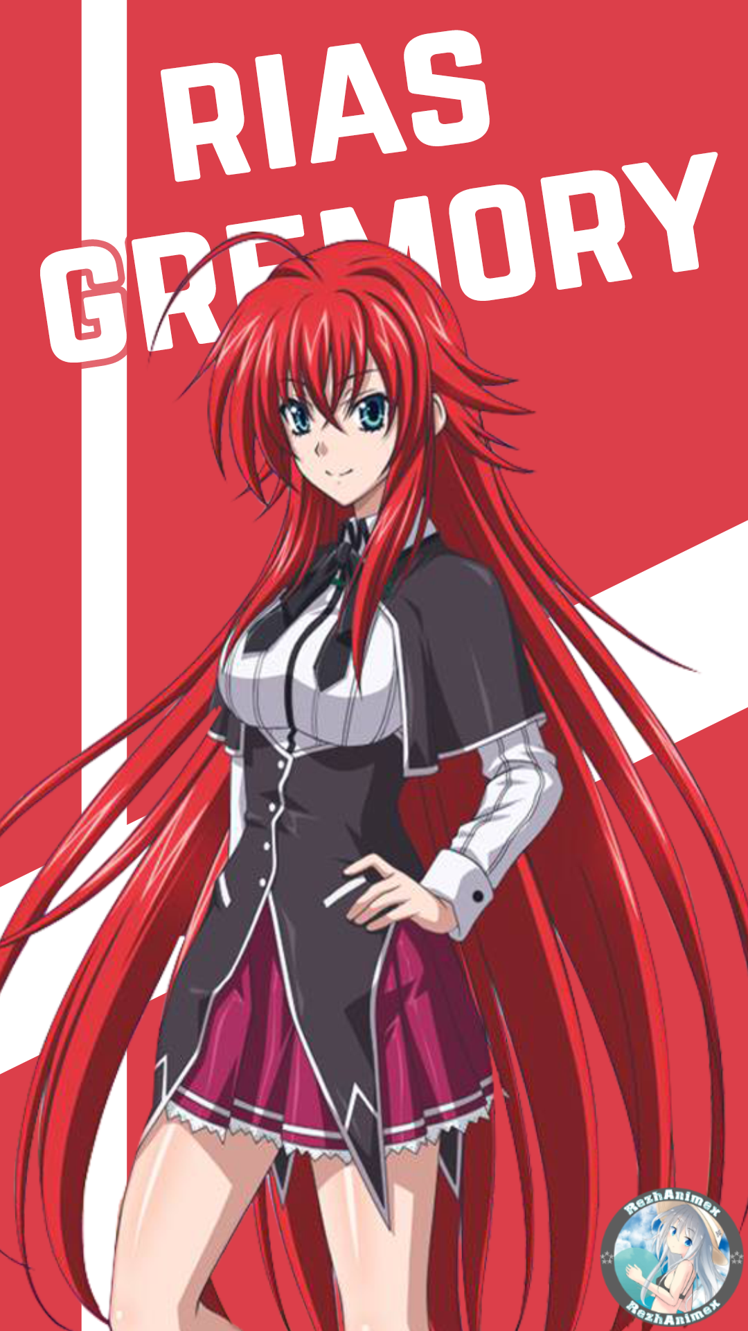 Rias Gremory HD iPhone Wallpapers - Wallpaper Cave