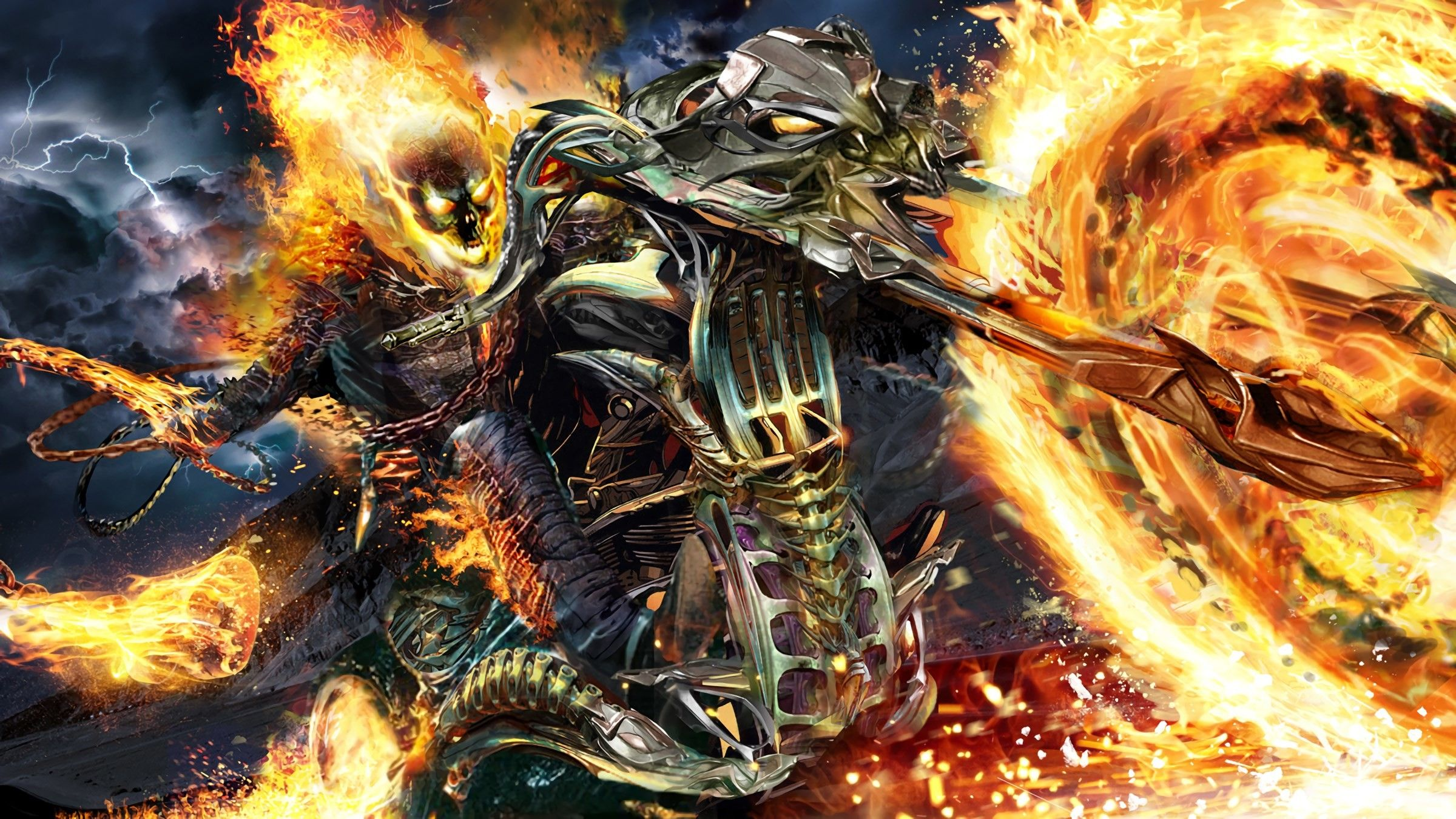 Full HD Ghost Rider Computer Wallpapers - Wallpaper Cave