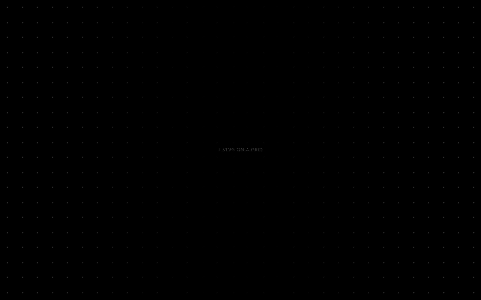 Desktop Background Is Black