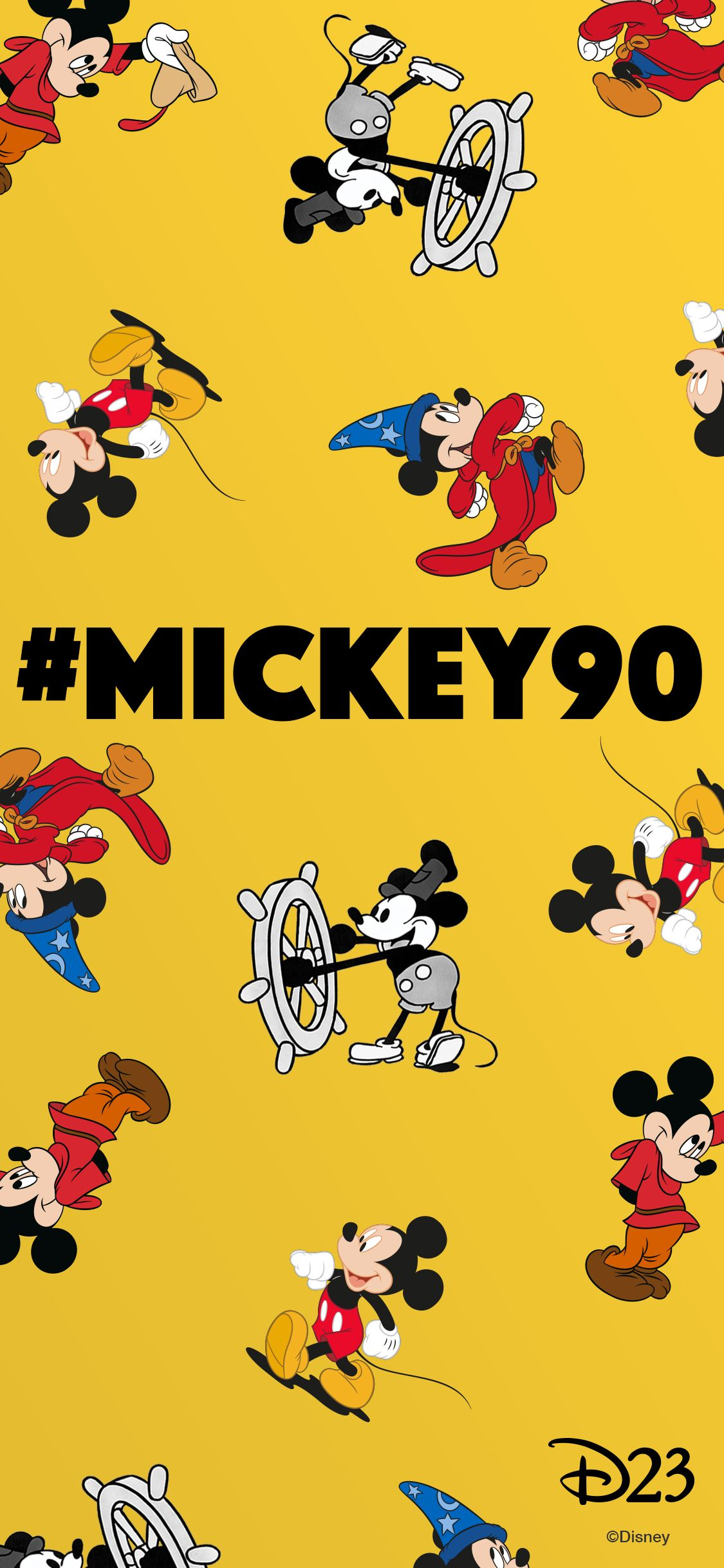 Mickey Mouse For Mobile Wallpapers - Wallpaper Cave