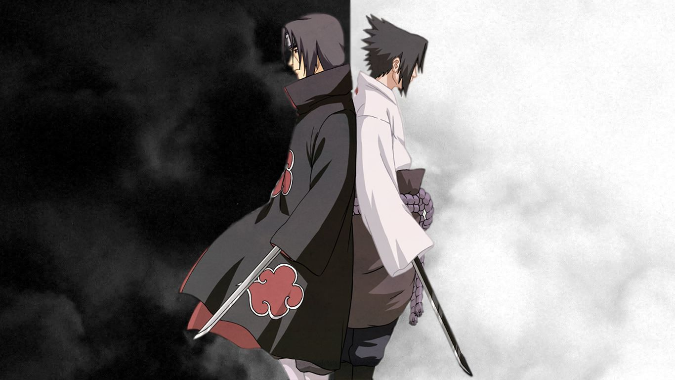 Sasuke Itachi Aesthetic Hd Wallpapers Wallpaper Cave