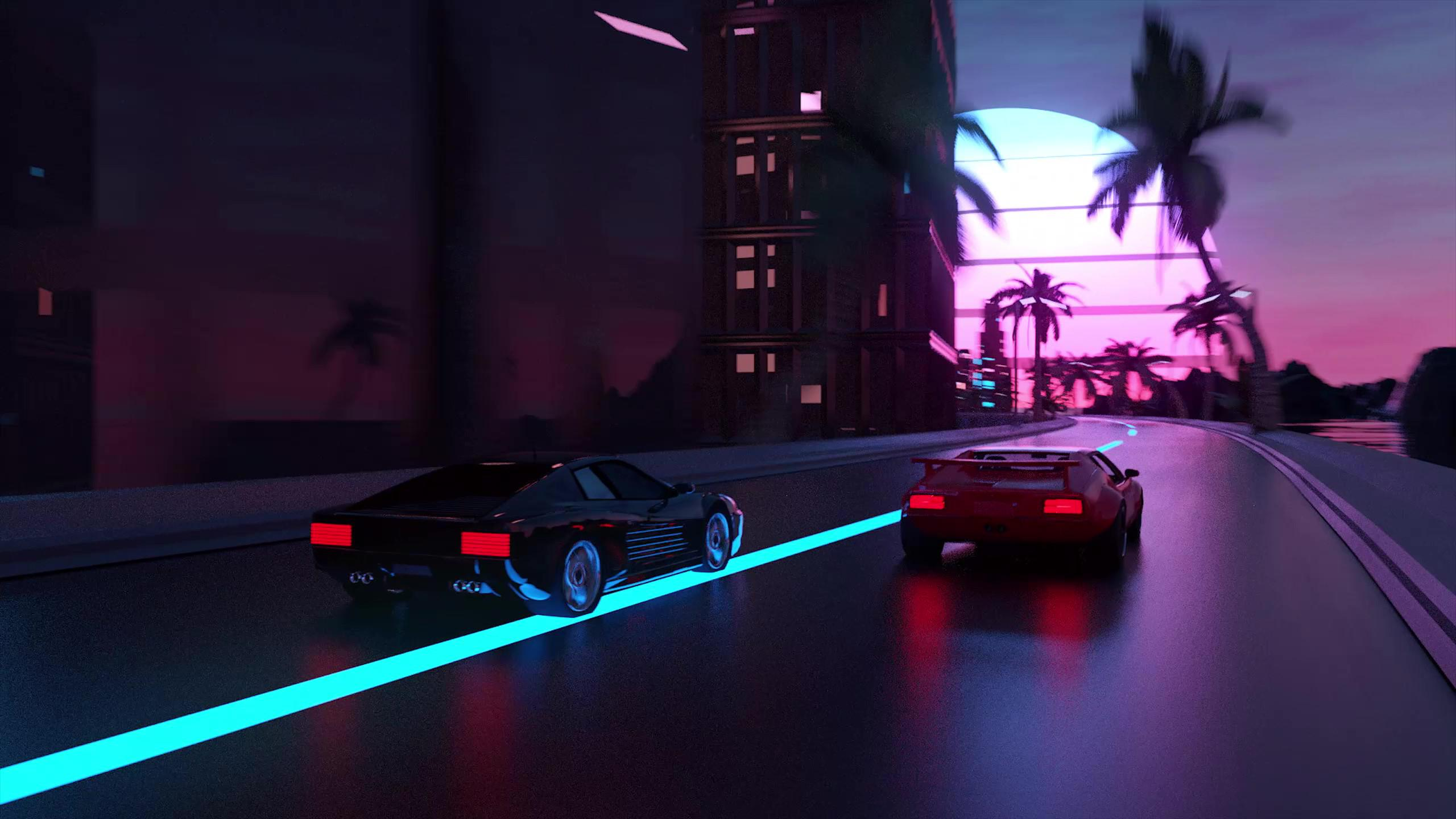 OutRun Racing Live HD wallpapers