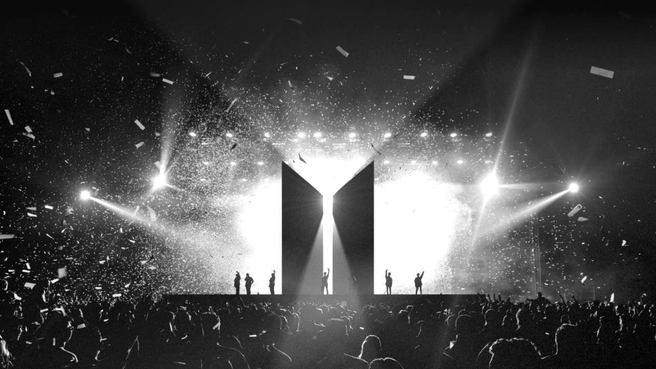 BTS Concert Desktop Wallpapers - Wallpaper Cave