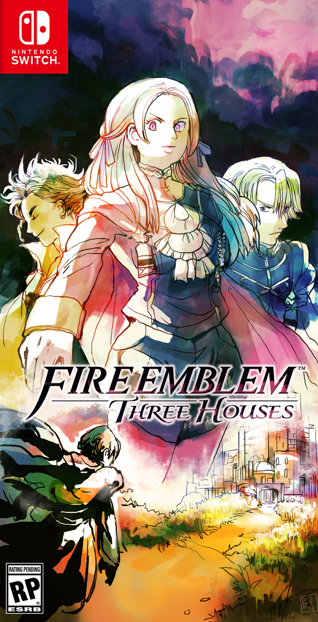 Fire Emblem 3 Houses Phone Wallpapers - Wallpaper Cave