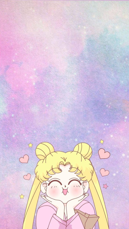 Aesthetic Sailor Moon HD Wallpapers   Wallpaper Cave
