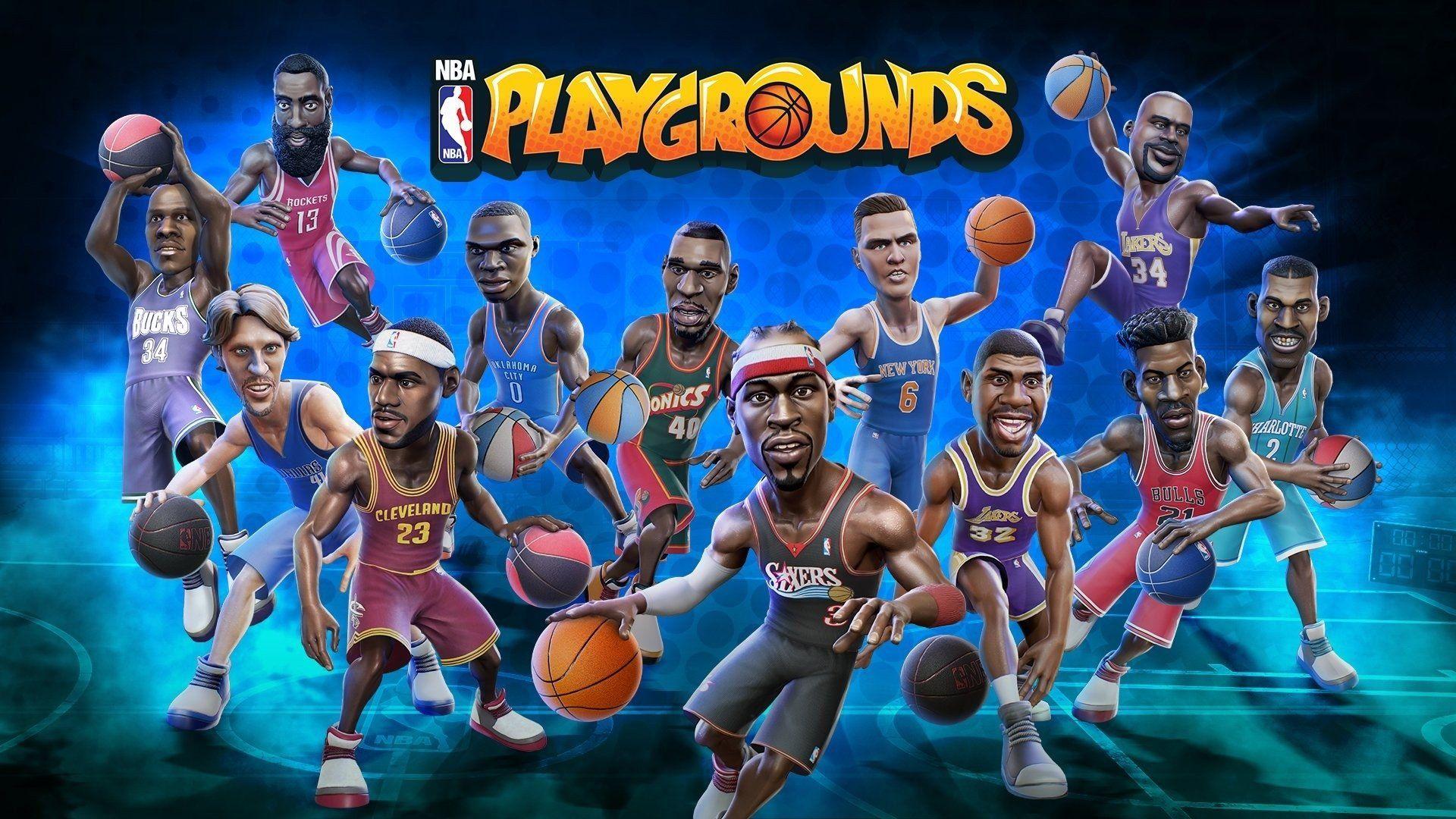 NBA 2k Desktop Wallpapers - Wallpaper Cave