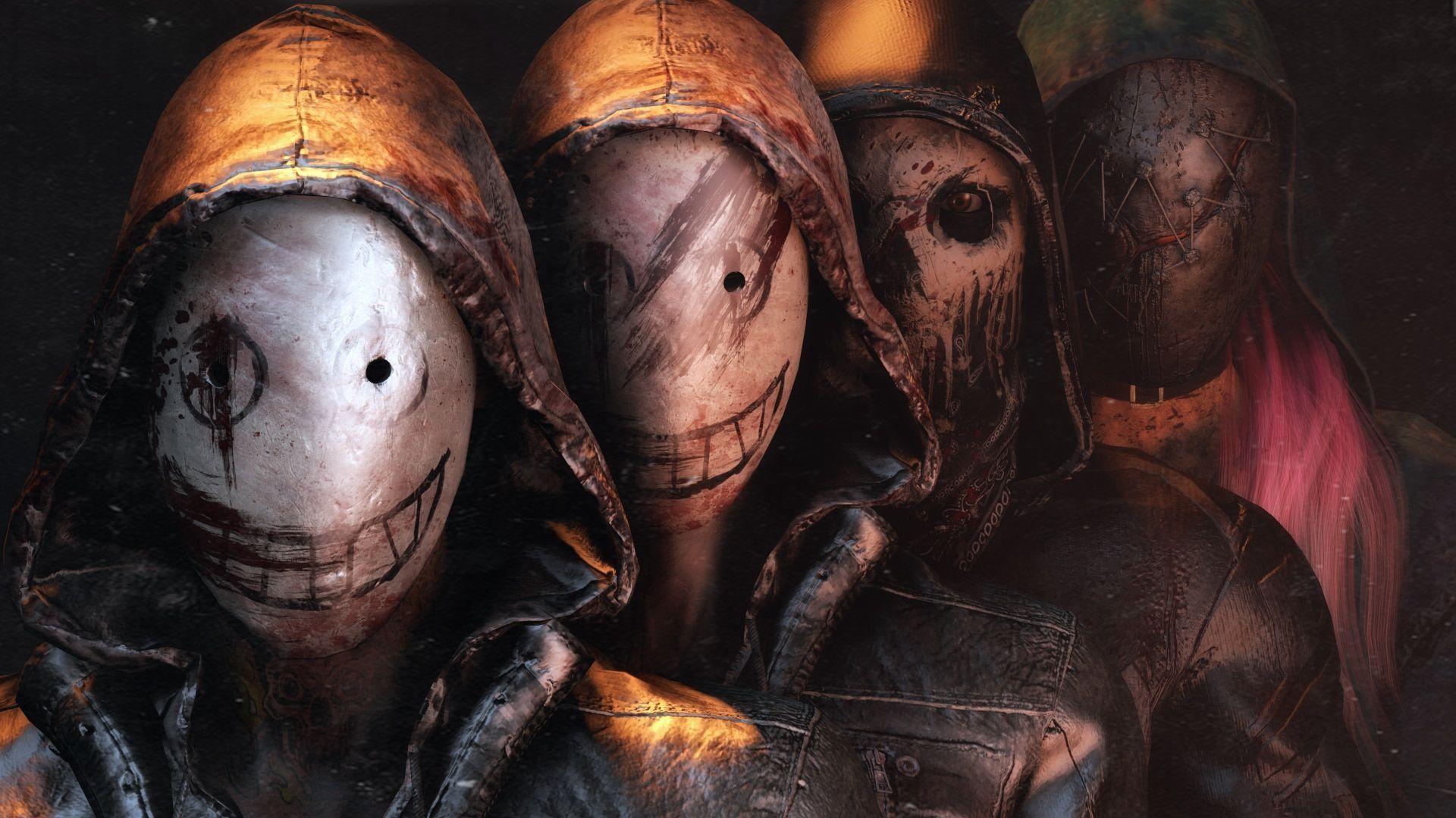 Dead By Daylight Legion Wallpapers - Wallpaper Cave