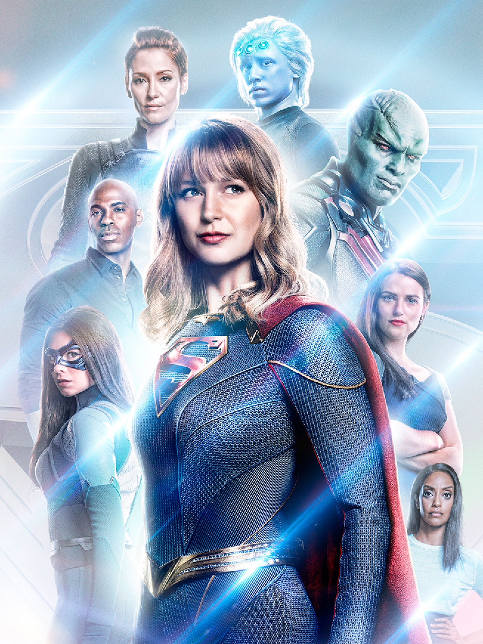 Supergirl Season 5 Android Wallpapers Wallpaper Cave