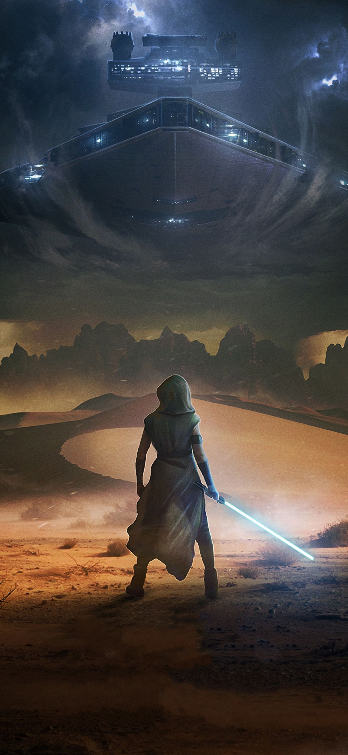 Star Wars The Rise Of Skywalker iPhone HD Wallpapers ...