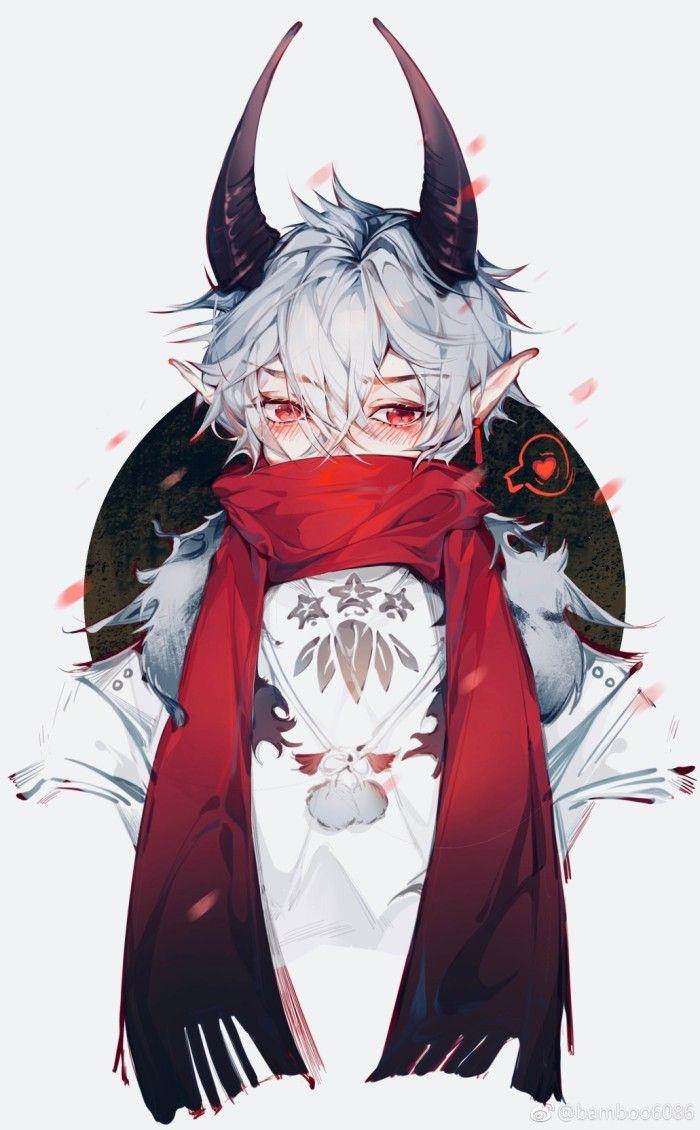 Aesthetic Demon Boy Anime Wallpapers - Wallpaper Cave