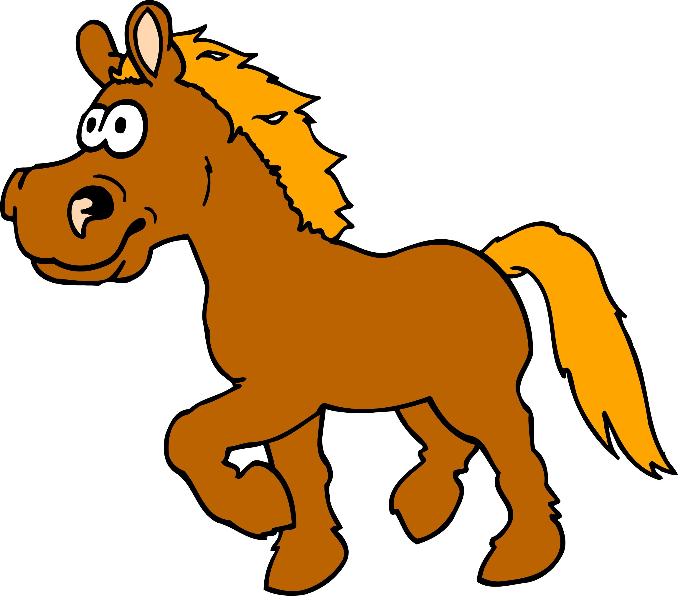 Free CARTOON IMAGES OF HORSE, Download Free Clip Art, Free Clip