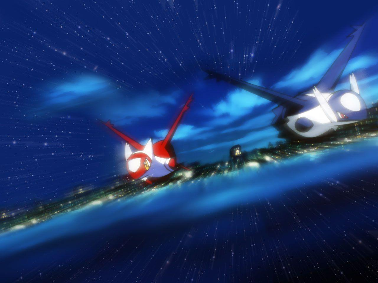Latias and Latios images Eons HD wallpaper and background photos ...