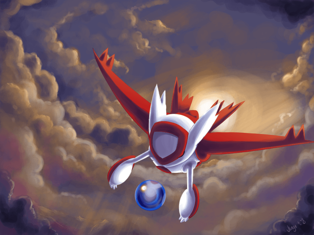 Thunder_Heroez's Spot! image Latias HD wallpapers and backgrounds