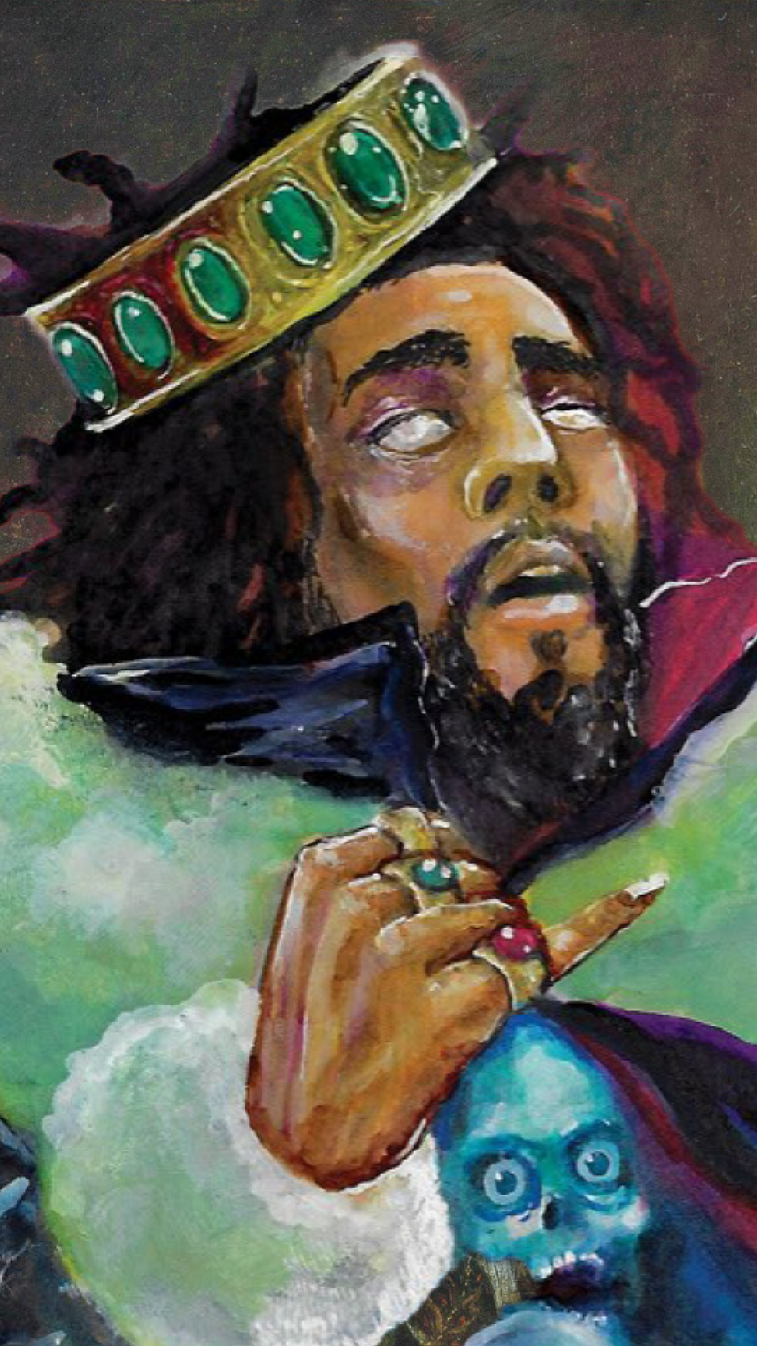 J Cole HD Android Wallpapers - Wallpaper Cave