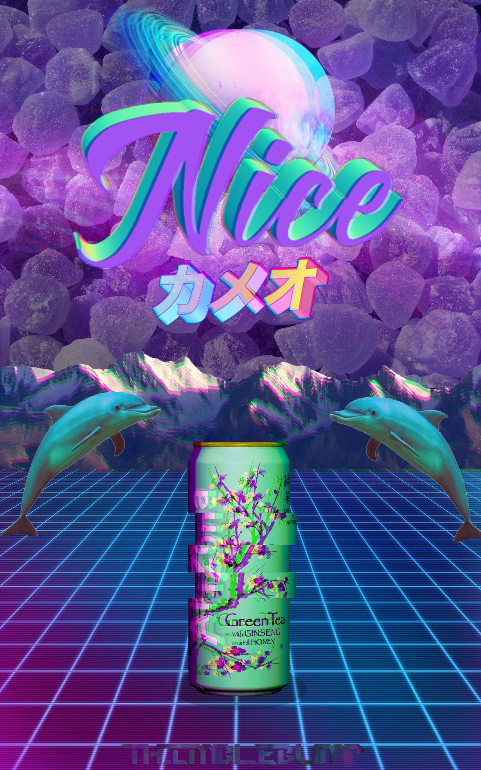 Android HD Vaporwave Wallpapers - Wallpaper Cave
