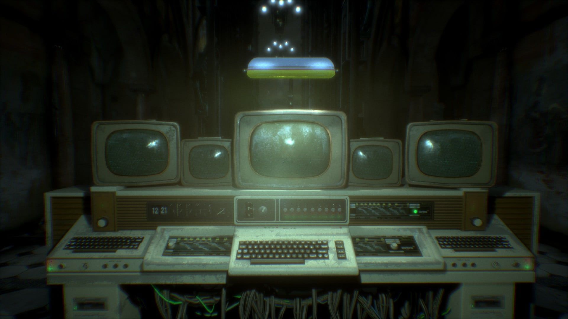 Vintage Computer Space Wallpapers Wallpaper Cave