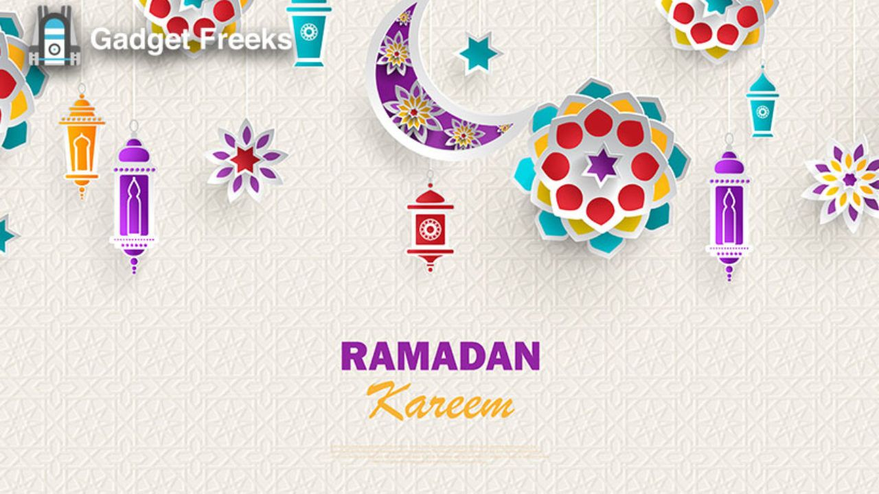 Ramadan Mubarak 2020: Image, Pictures, HD Photos, GIF for Ramadan Kareem Whatsapp DP – Gadget Freeks