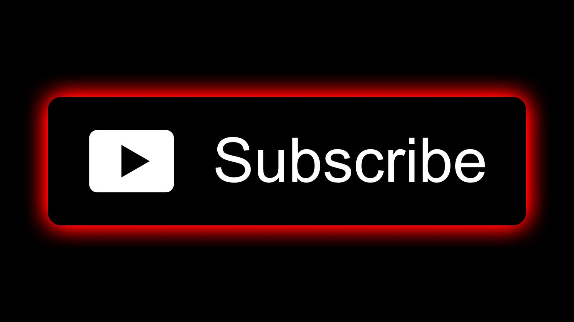 Subscribe Youtube Wallpapers Wallpaper Cave