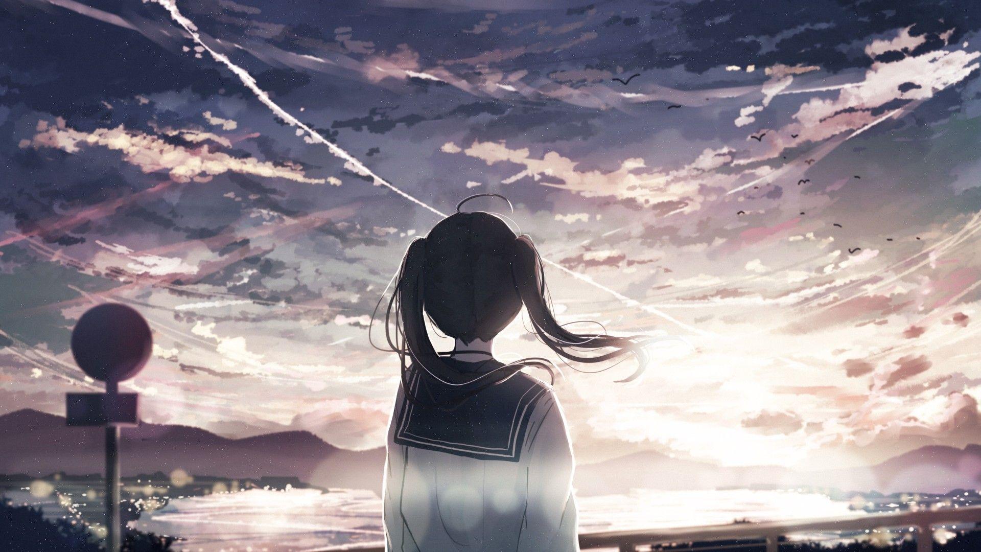1080p Anime Smoking Girl Wallpapers - Wallpaper Cave