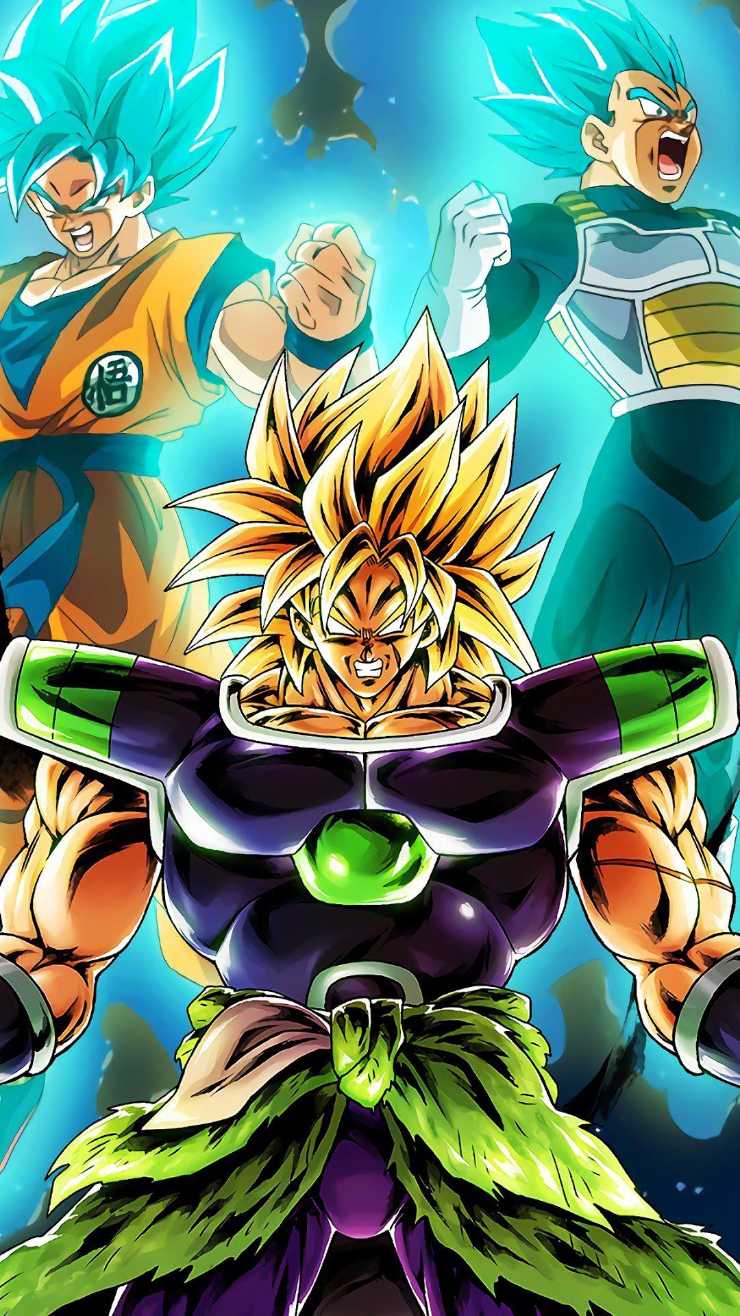 Dragon Ball Z Aesthetic iPhone Wallpapers - Wallpaper Cave
