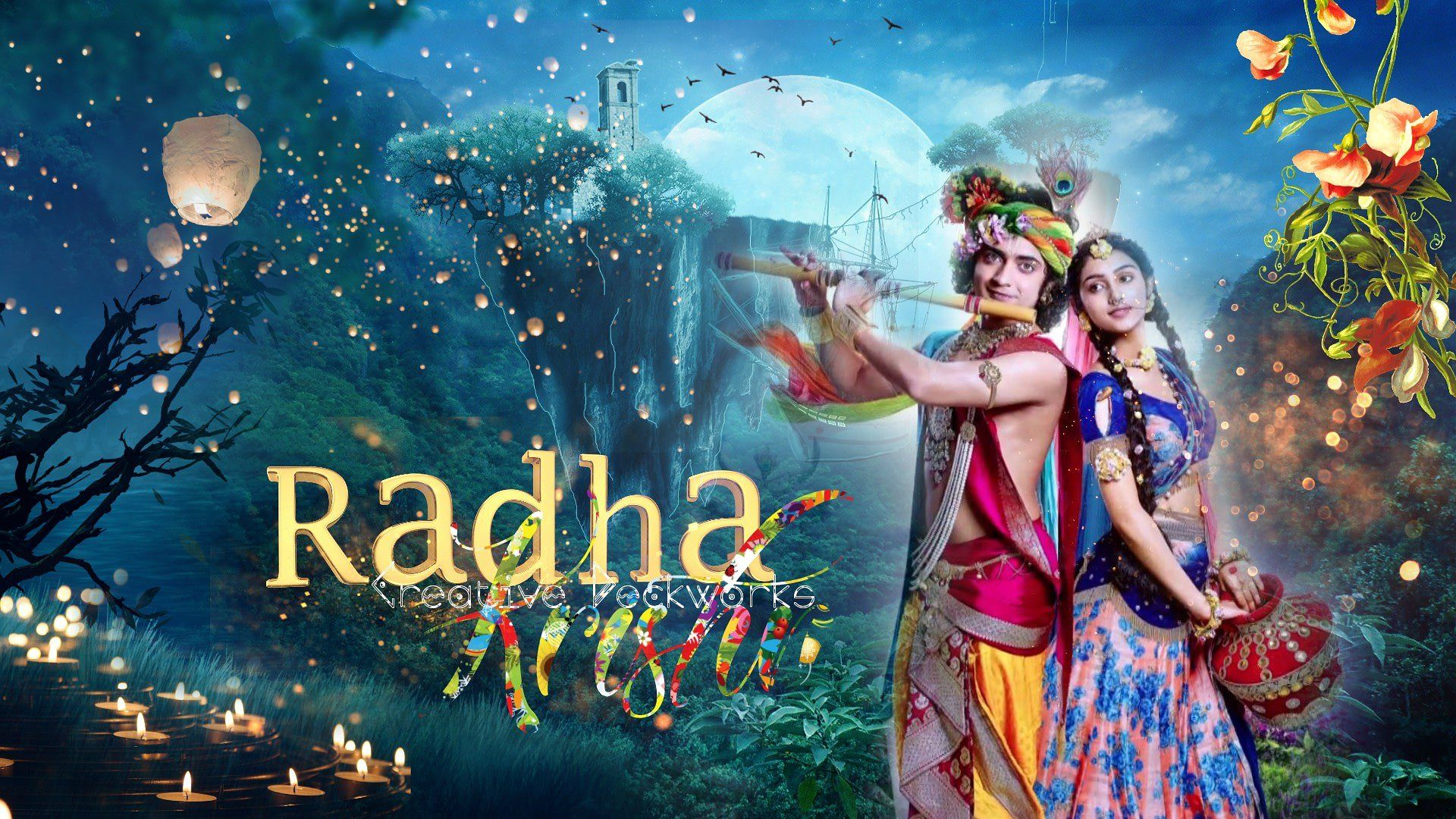 Radha Krishna Serial Desktop HD ...