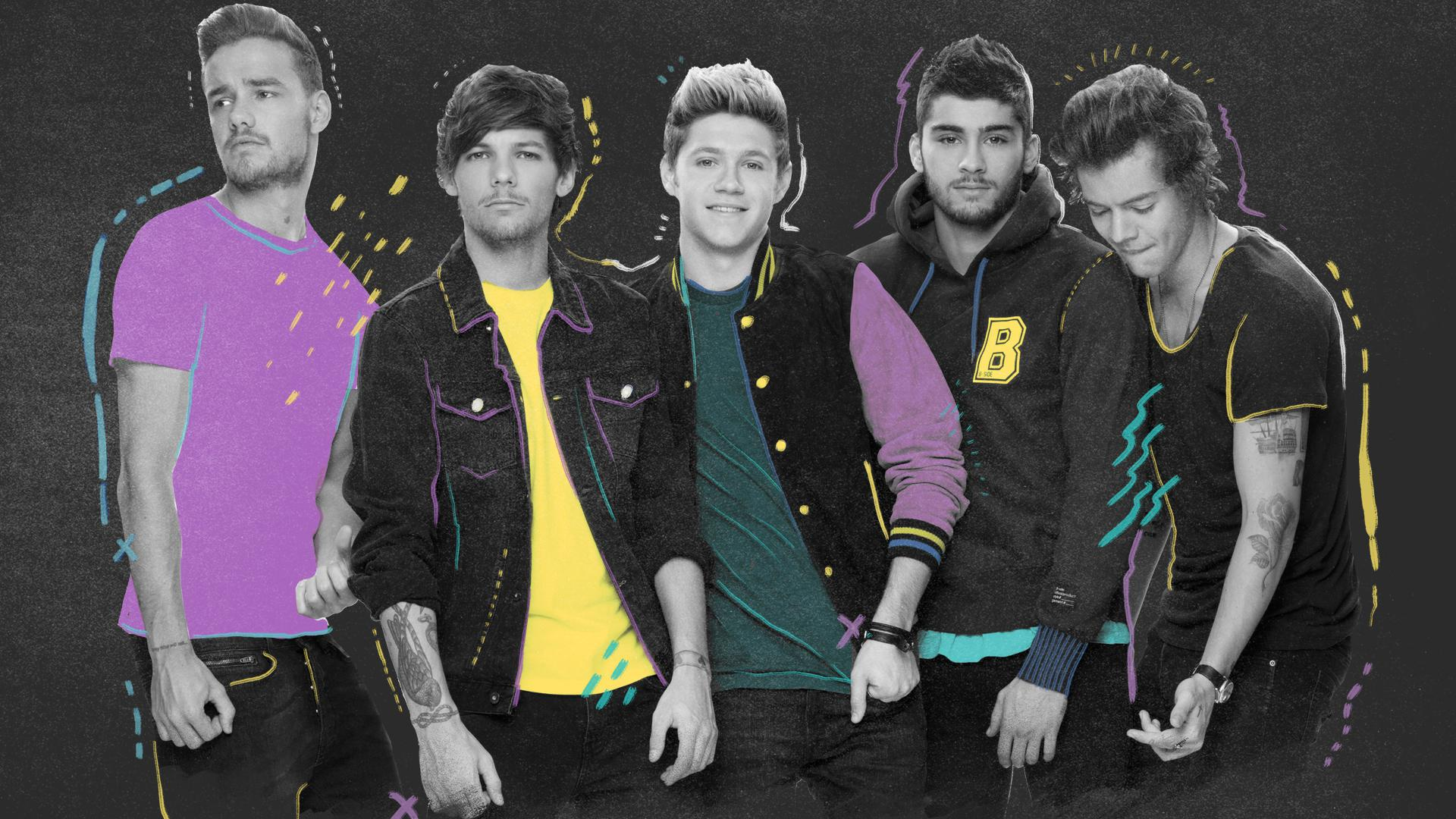 48+] One Direction Wallpapers for Desktop 2015