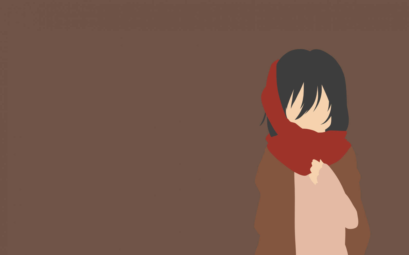 Anime Minimalist Wallpapers - Wallpaper Cave