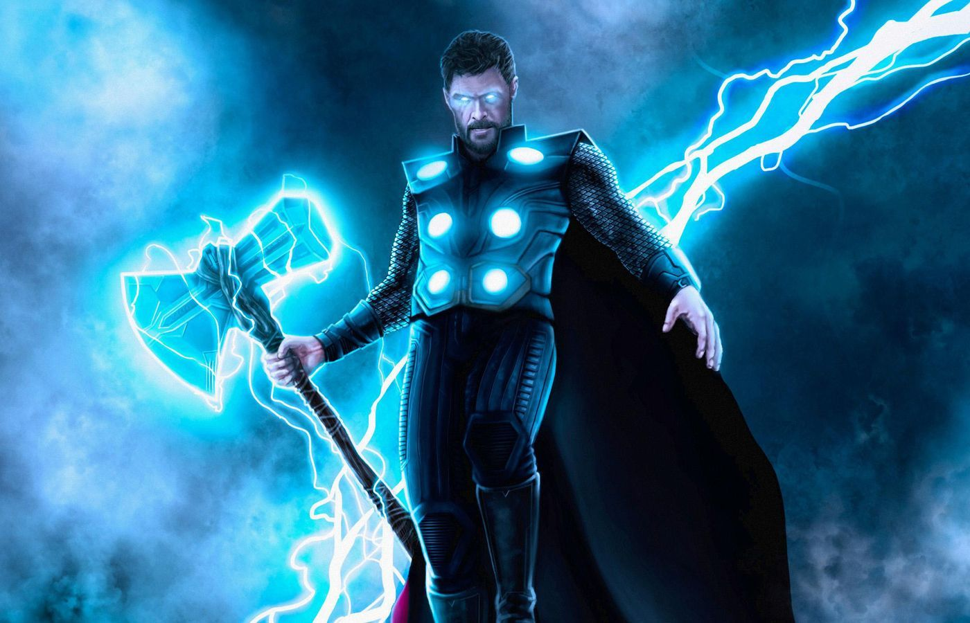 Thor God of Thunder Wallpapers