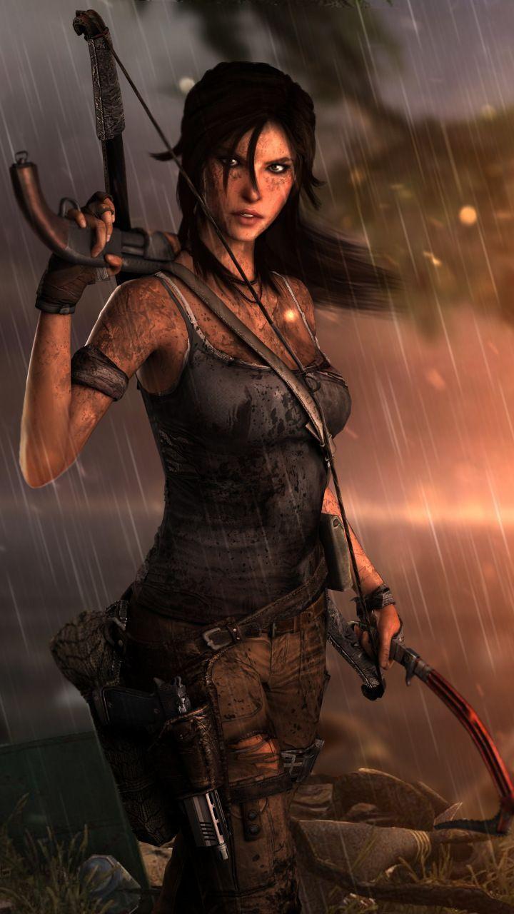 video Games, Lara Croft, Tomb Raider, Gun Wallpapers HD