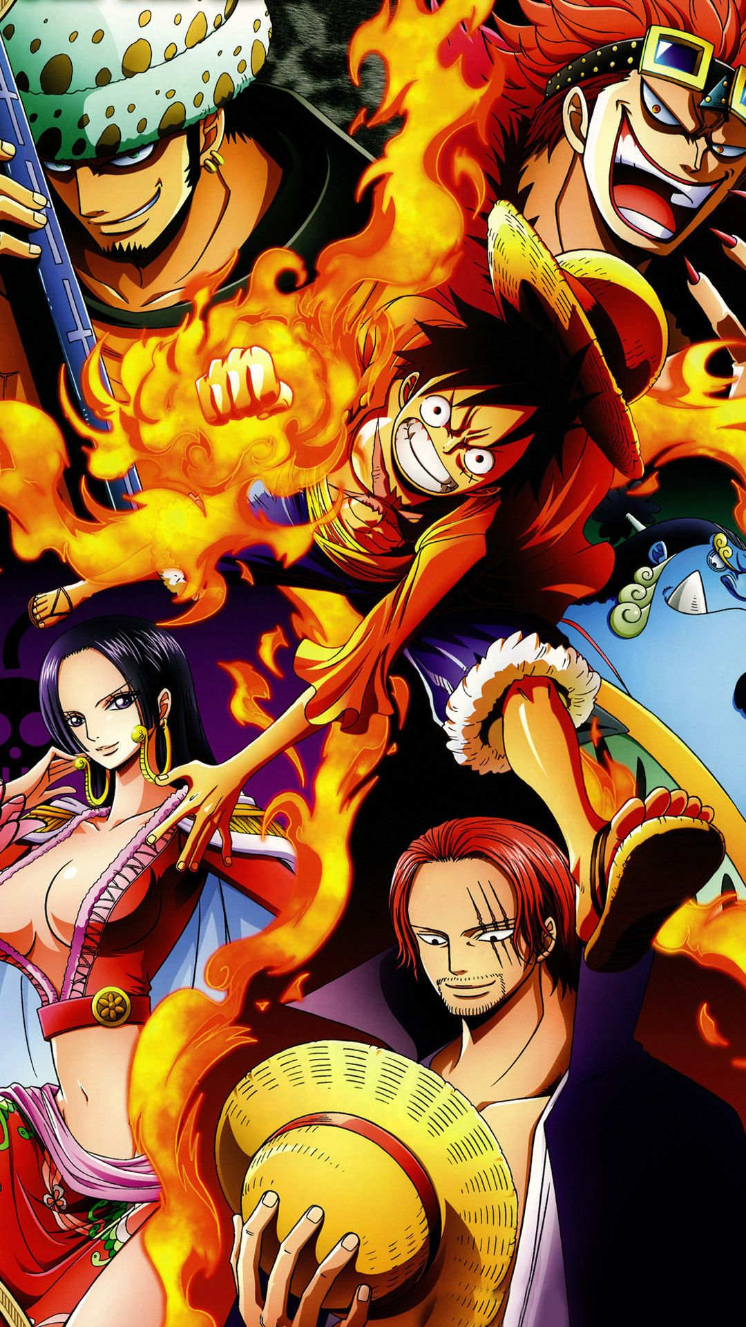 One Piece Epic Anime Wallpapers Wallpaper Cave