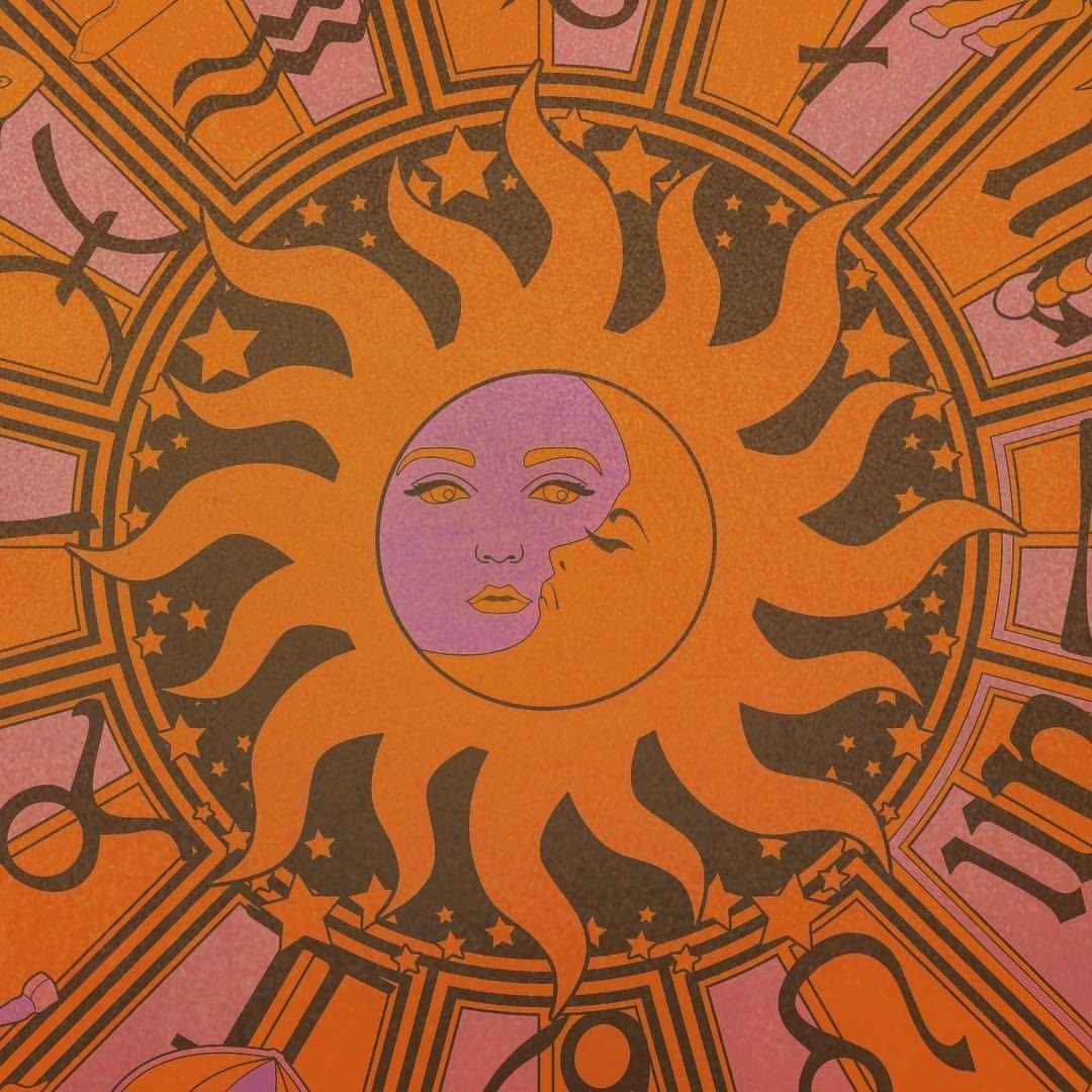 Aesthetic Vintage Hippie Wallpapers Wallpaper Cave