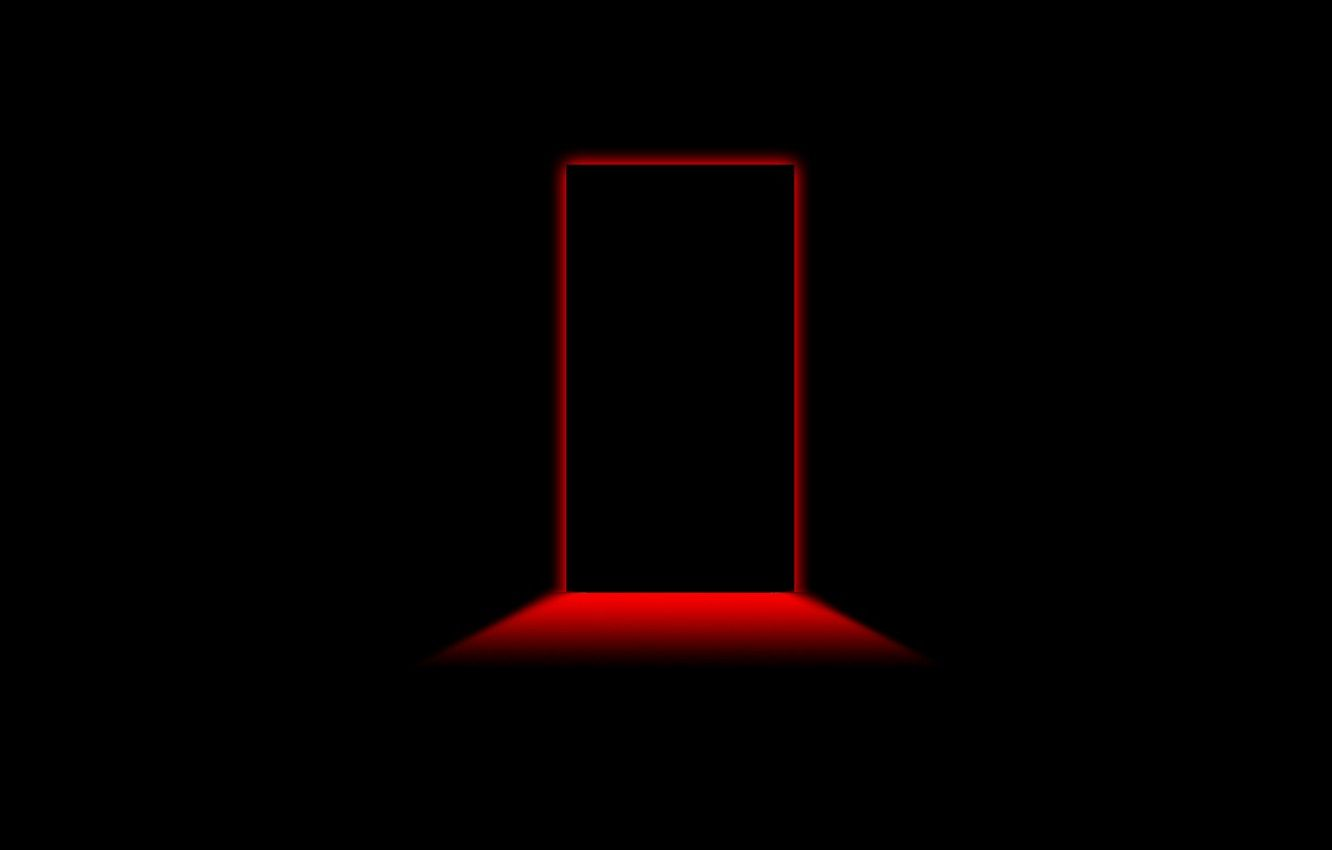 Dark Minimalistic Red And Black Wallpapers - Wallpaper Cave
