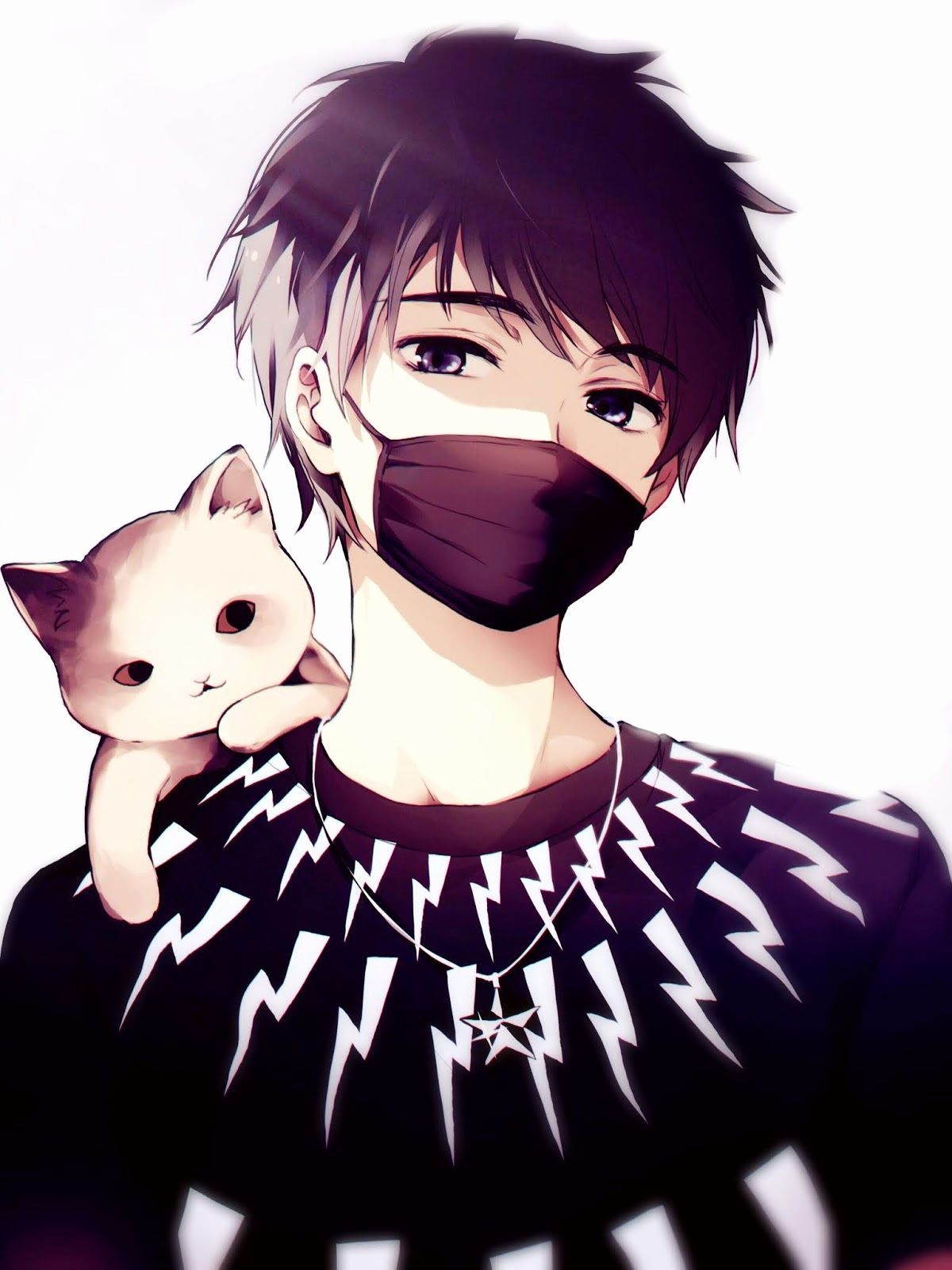 Anime Profile Picture Wallpapers Wallpaper Cave