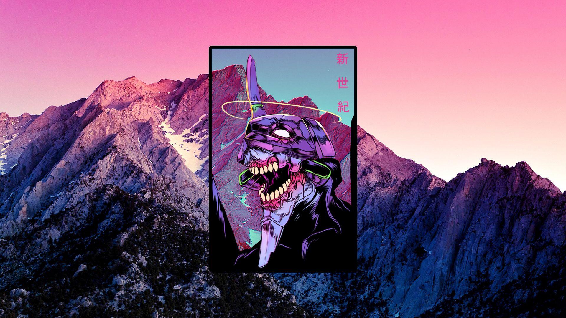 Neon Genesis Wallpapers - Wallpaper Cave