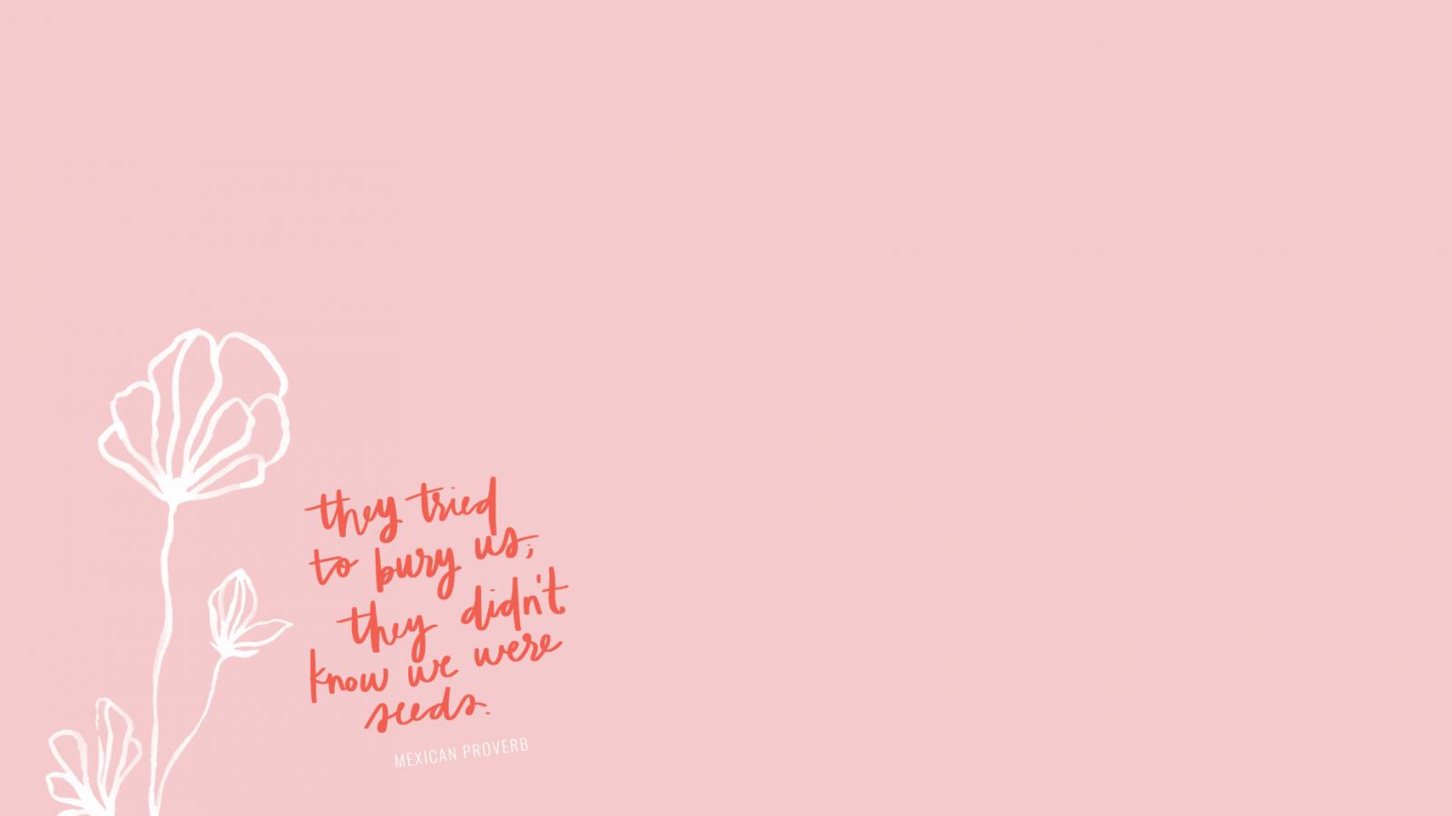Laptop Pink Wallpapers Wallpaper Cave