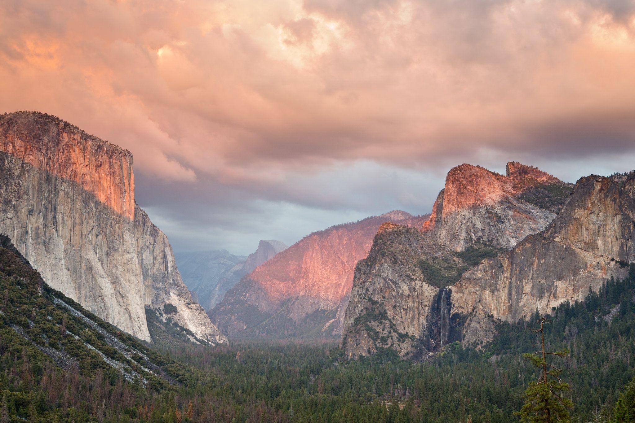 Summer Camping Yosemite Wallpapers - Wallpaper Cave