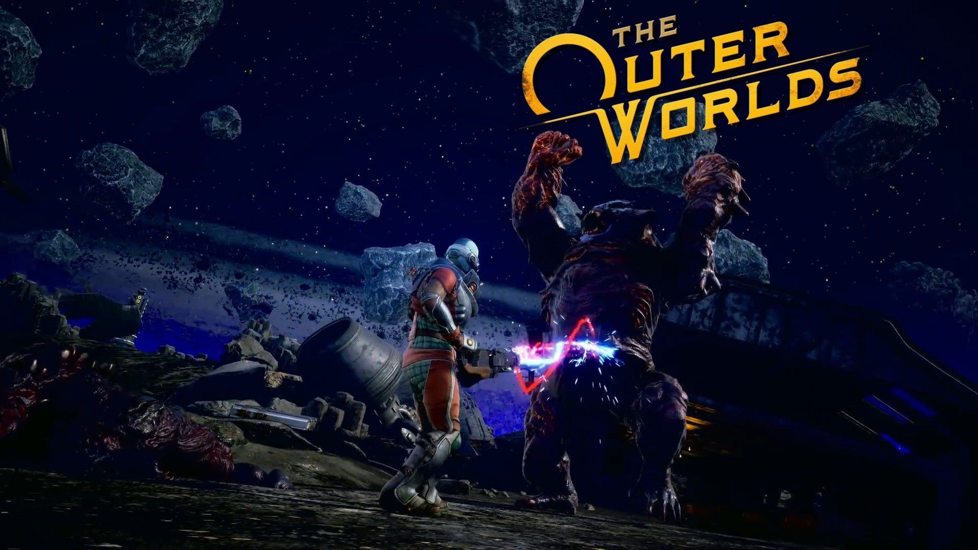 The Outer Worlds HD Wallpapers - Wallpaper Cave