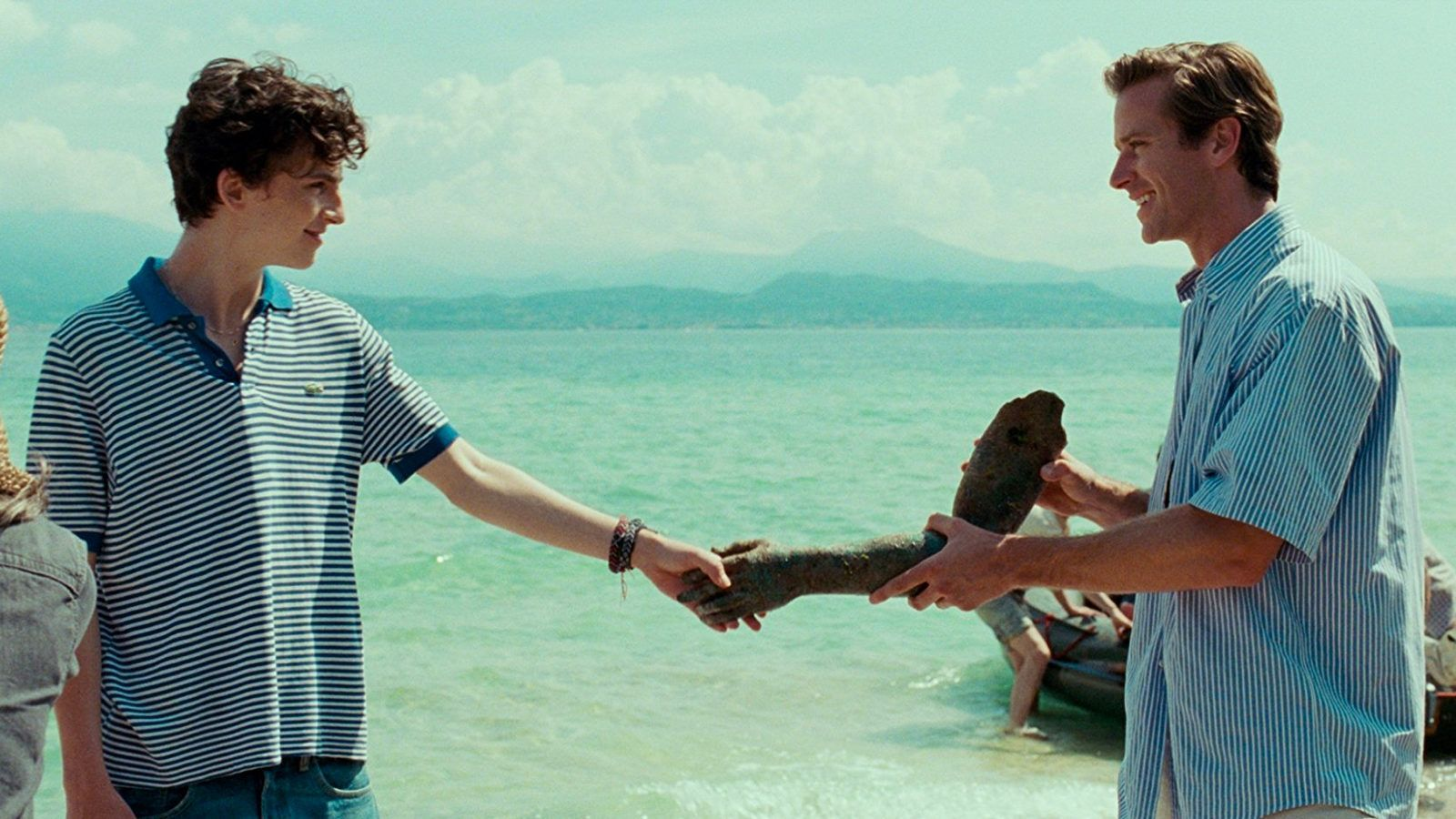 Eye For Film: Timothée Chalamet and Armie Hammer in Call Me By