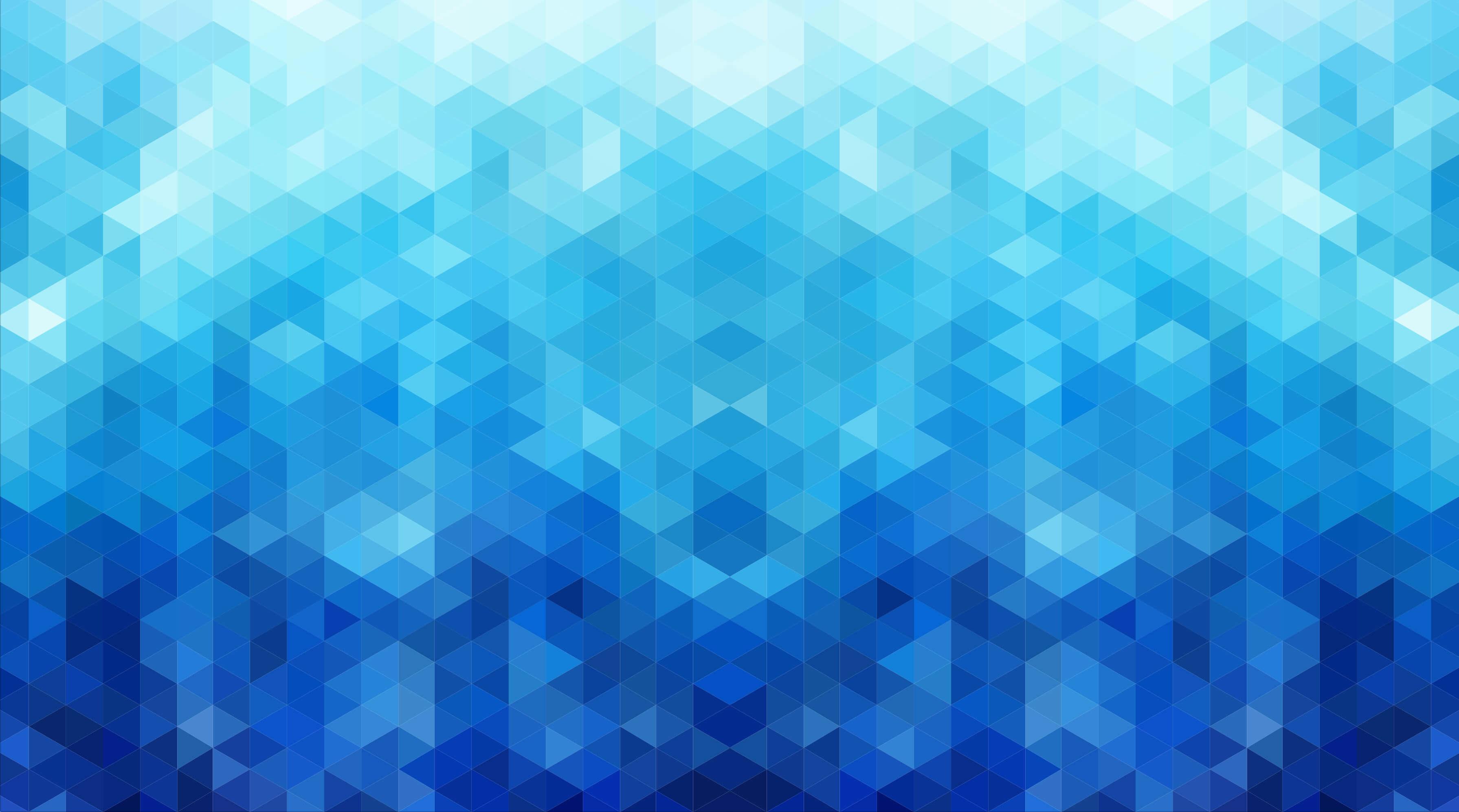 Geometric Blue Wallpapers - Wallpaper Cave