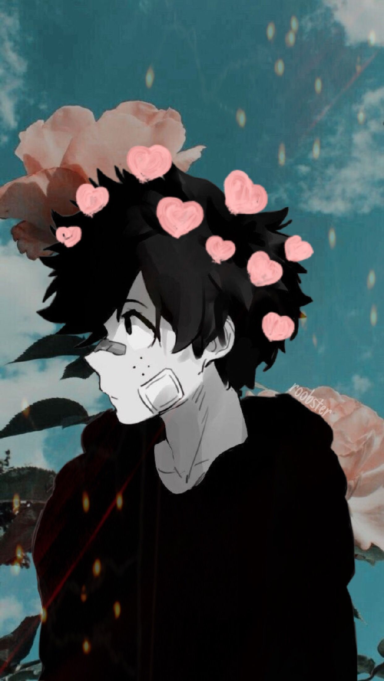 Aesthetic Anime Boy Cute Wallpapers - Wallpaper Cave