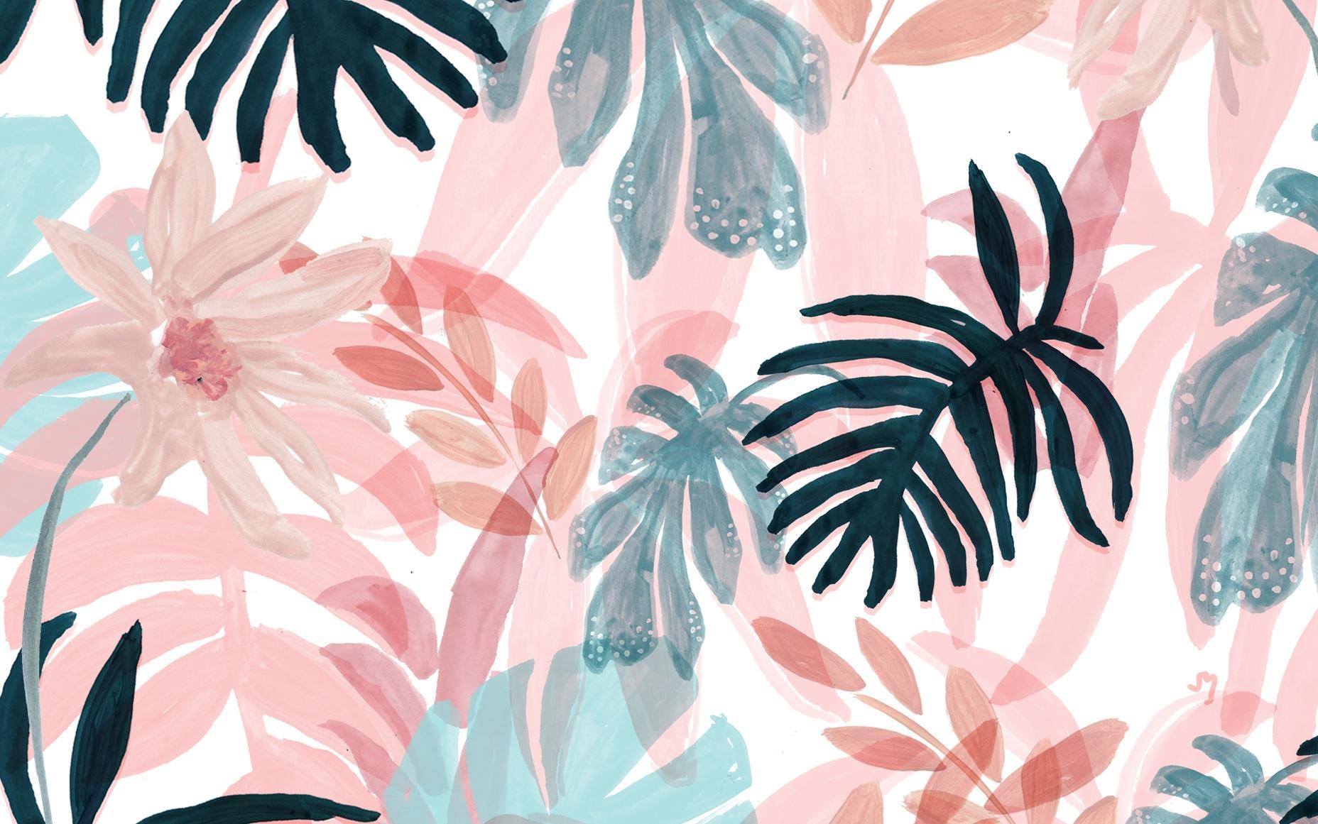 Laptop Pastel Aesthetic Wallpapers Wallpaper Cave