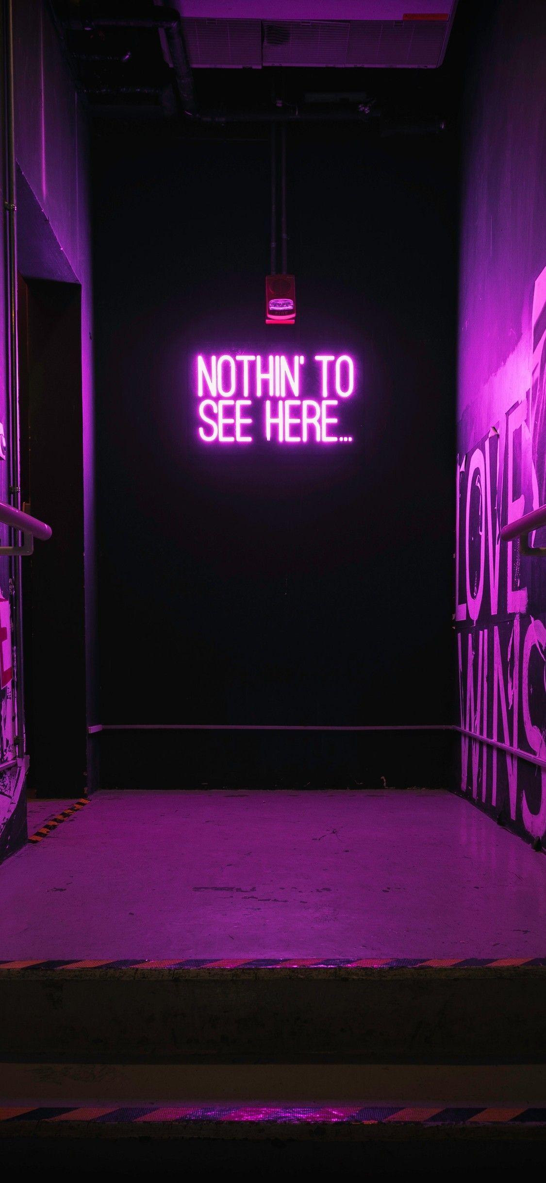 Neon Estetika Wallpaper iPhone - Gua Wallpaper