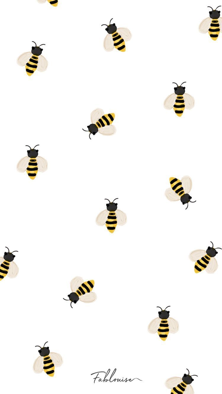 Cute Bees Wallpapers Wallpaper Cave